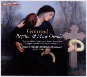 Corboz/Ensemble Vocal Et Instrumental Lausanne: Requiem & Me