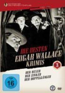 Die besten Edgar Wallace Krimis, 3 DVDs