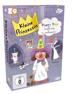 """Kleine Prinzessin Happybox 3 (inkl. """"Königlicher Unfug"""" & """"Der G"""
