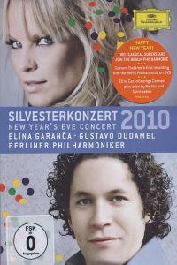 Silvesterkonzert 2010. New Year\'s Eve Concert 2010, 1 DVD