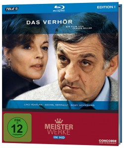 Meisterwerke in HD-Edition I (6)-Das (Blu-ray)