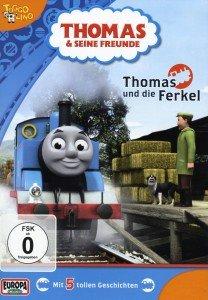 Thomas & seine Freunde - Thomas und die Ferkel, 1 DVD