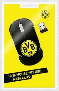 Speedlink SNAPPY Wireless Mouse - Nano USB, BVB-Emblem