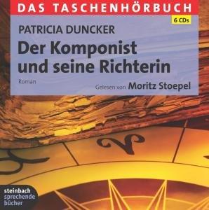 Der Komponist und seine Richterin, 6 Audio-CDs