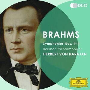 Symphonies Nos.1-4, 2 Audio-CDs