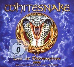 Whitesnake: Live At Donington 1990 (2CD+DVD Special Edition