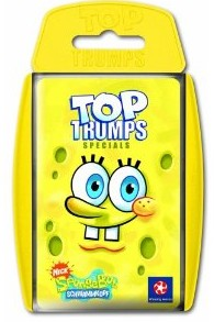 Spongebob - Top Trumps
