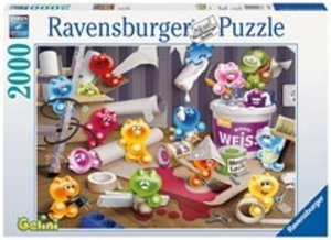 Ravensburger 16675 - Umzugschaos, 2000 Teile Puzzle