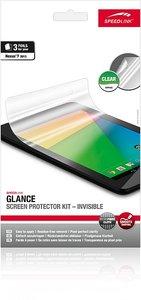 GLANCE Invisible Displayschutz Kit für Nexus 7 (2013) klar