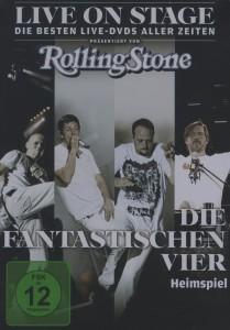 Live On Stage-Heimspiel