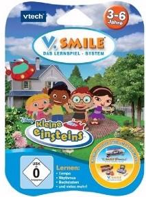 VTech 80-084164 - V.Smile Motion: Lernspiel kleine Einsteins