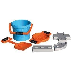 Simm 05443 - Lena: Sandset Straßenbau blau/orange