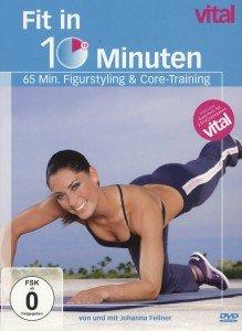 Fit in 10 Minuten - Figurstyling & Core-Training, 1 DVD