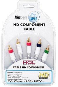 Wii HD/AV KOMPONENTEN KABEL (NINTENDO)