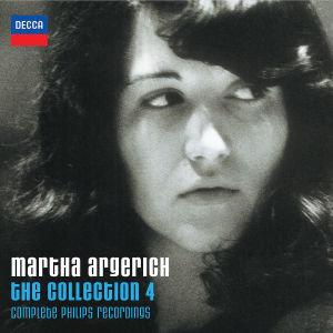 Martha Argerich - The Collection, 6 Audio-CDs. Vol.4