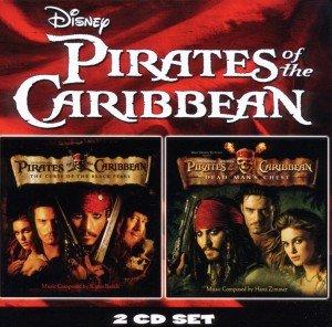 Pirates Of The Caribbean. Vol.1+2, 2 Audio-CDs