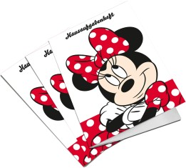 Disney MGS0000002 - Hausaufgabenheft, 60 Seiten