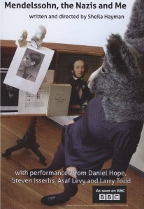 Mendelssohn,The Nazis and Me