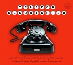 Telefongeschichten, Audio-CD