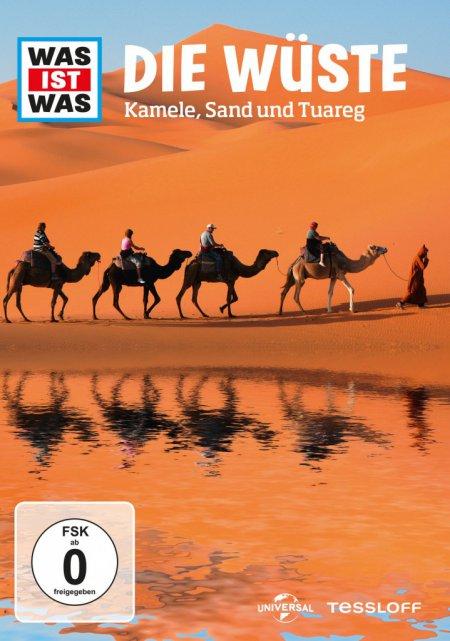 Was ist was DVD: Die Wüste. Kamele, Sand und Tuareg