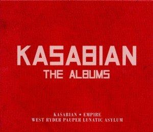 Kasabian: Albums