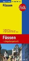 Falk Stadtplan Extra Standardfaltung Füssen 1 : 15 000