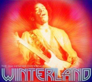 The Jimi Hendrix Experience, Winterland, 1 Audio-CD