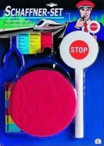 Toy Company - Schaffner-Set, 5-teilig