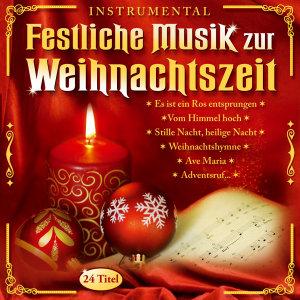 Festliche Musik zur Weihnachtszeit, 1 Audio-CD