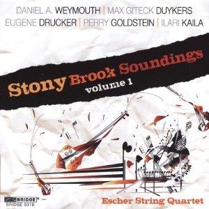 Stony Brook Soundings,Vol.1