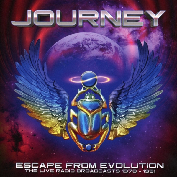 Escape From Evolution (The Live Radio Broadcasts)