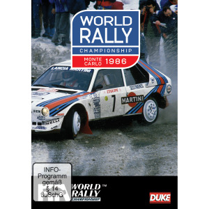 1986World Rally Championship Monte Carlo