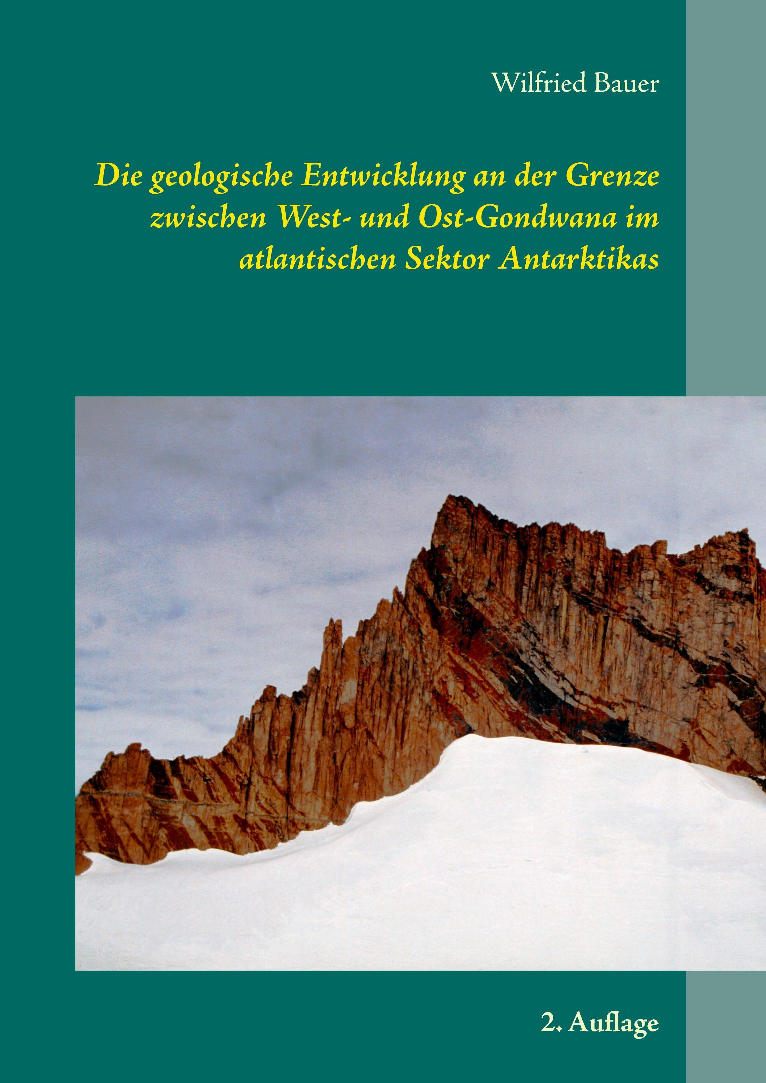 Die geologische Entwicklung an der Grenze zwischen West- und Ost