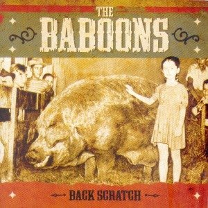 Baboons, T: Back Scratch