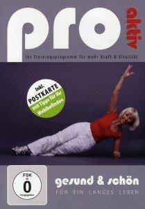 pro aktiv - gesund & schön für ein langes Leben, 1 DVD