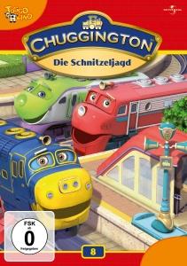 Chuggington - Die Schnitzeljagd