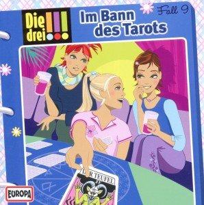 Die drei !!! - Im Bann des Tarots, 1 Audio-CD