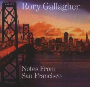 Notes From San Francisco, 2 Audio-CDs