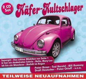 Käfer-Kultschlager, 2 Audio-CDs