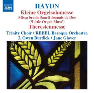 Burdick, J: Kleine Orgelsolomesse/Theresienmesse