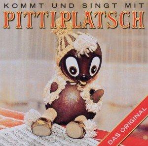 Kommt und singt mit Pittiplatsch, 1 Audio-CD