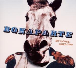Bonaparte: My Horse Likes You