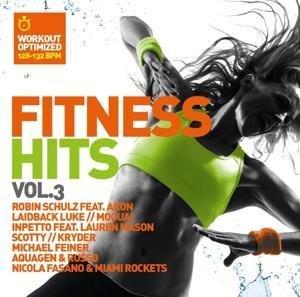 Fitness Hits. Vol.3, 2 Audio-CDs