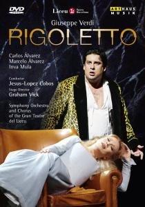 Lopez-Cobos/Alvarez/Mula: Rigoletto