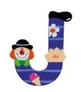 Sevi 81746 - Buchstabe: Clown J