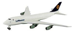 Revell 06641 - Boeing 747-400 Lufthansa easykit