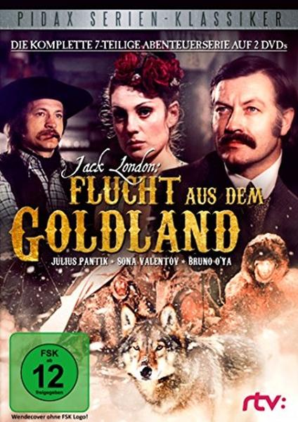 Jack London: Flucht aus dem Goldland