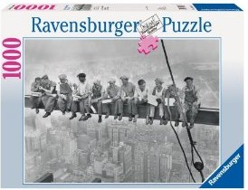 Lunchtime, 1932. Puzzle 1000 Teile