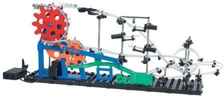 Invento 501942 - Kugelbahn Spacerail: Transmission Level 2