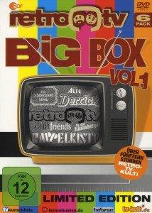 Various: Retro TV Big Box Vol.1